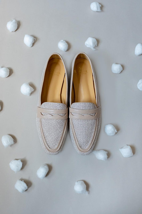 Kenni Loafers Sand