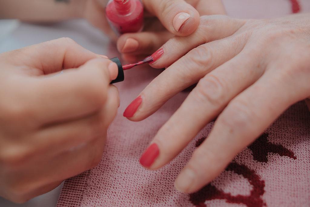 Beauty Shed Manicure