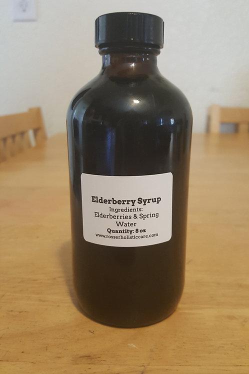 Elderberry Syurp