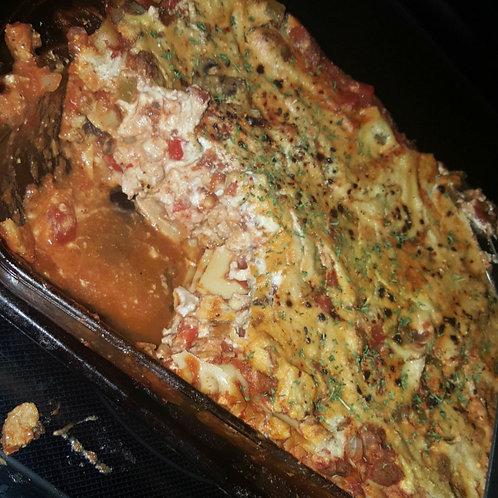 Lasagna or Sheppards pie tray