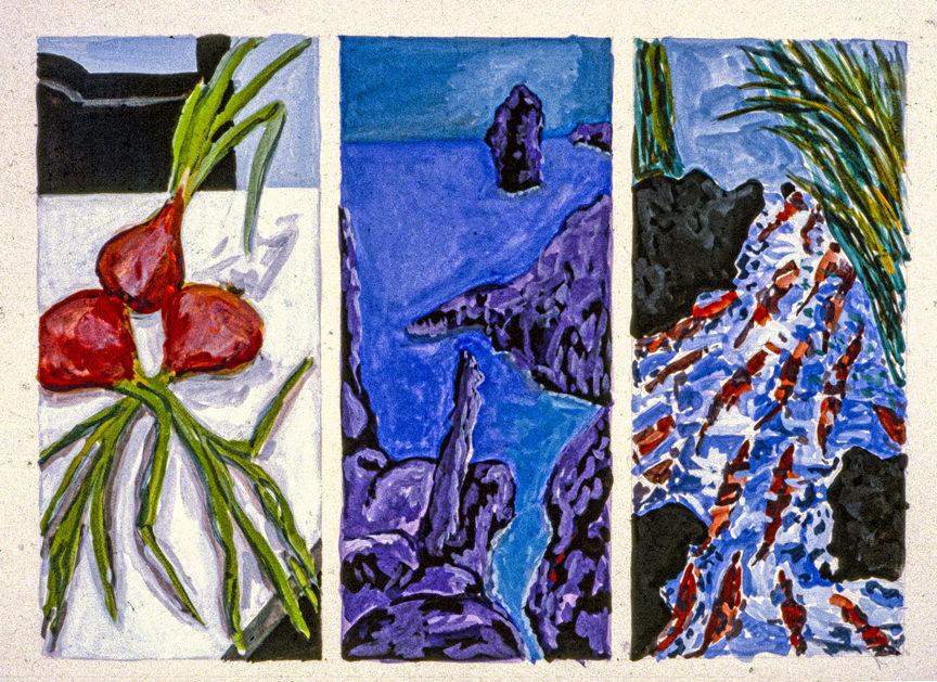 trilogy 4 1984 18x24 casein on paper (2)