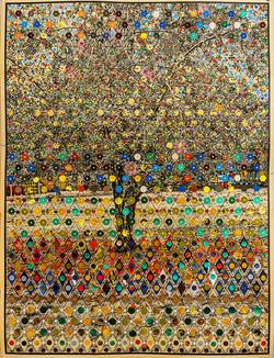 landscape aplle tree KC 51x39