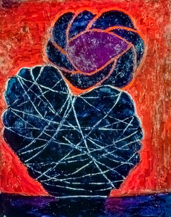 1988EYE AND HEART 1988 OP 35X27