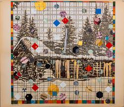 landscape homer 1971 20.75x24