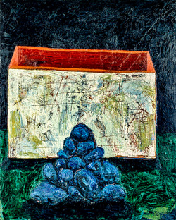1987JUGGLER'S BOX 1987 50X40