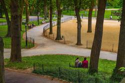central park couple