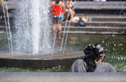 WSP Fountain
