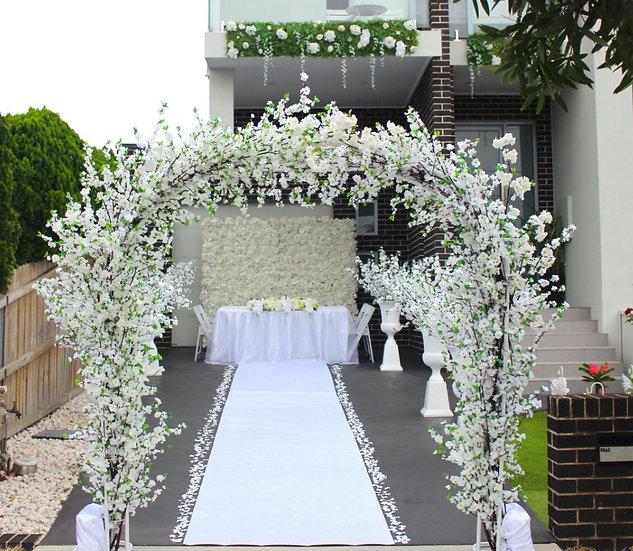 Cherry Blossom Arch