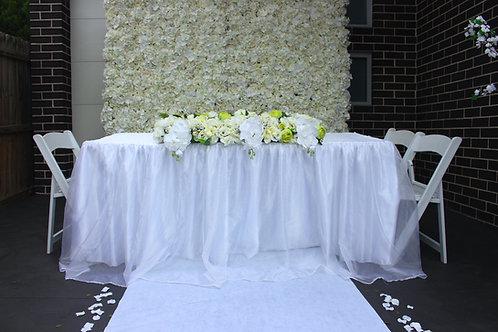 Organza Table Cloth