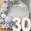 Thumbnail: Round Marble Wall