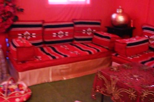 Ottoman Lounge Set