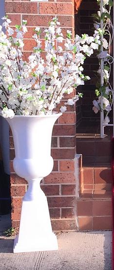Modern Urns with Pedestal