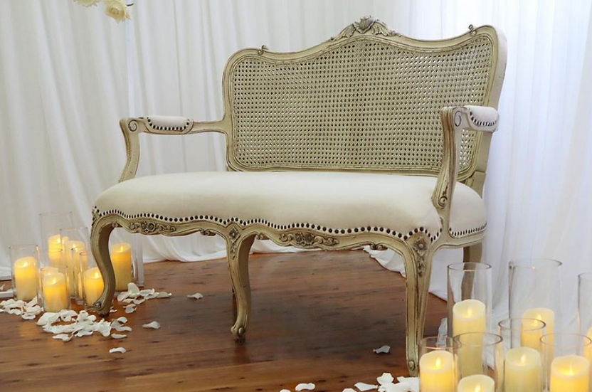 Vintage Charlotte Seat