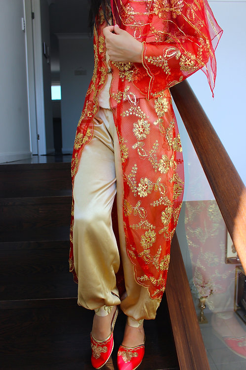 Henna Outfit Set