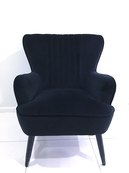 Black Joker Chair
