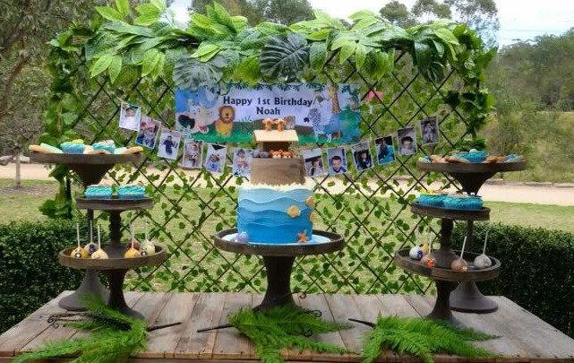 Timber Cake Stands
