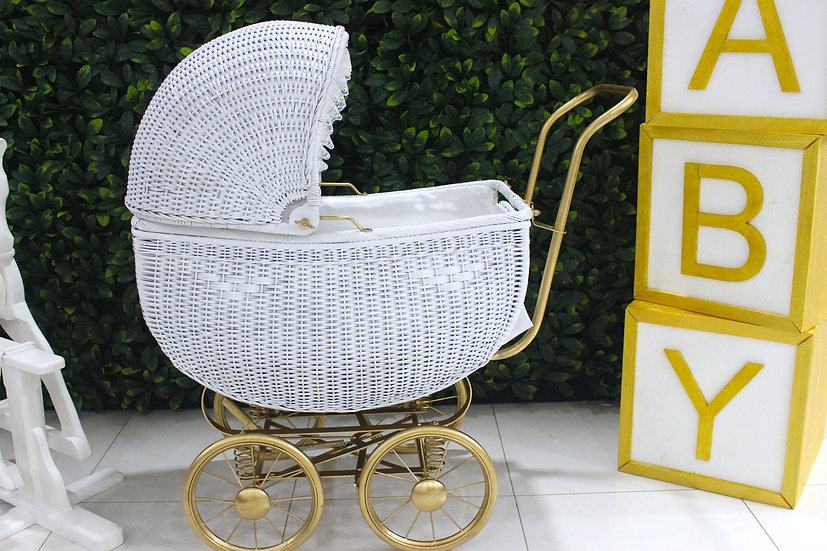 Lux Baby Pram