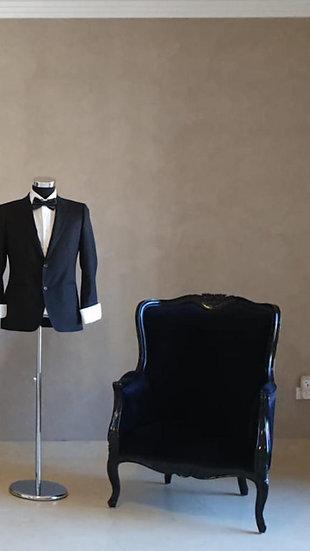 Black King Chair