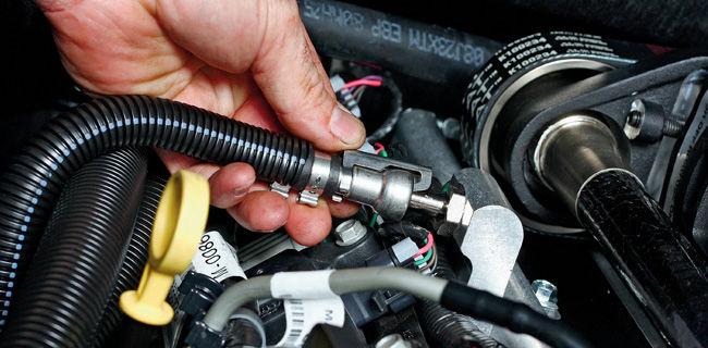 Fuel System Diagnostic & Repair