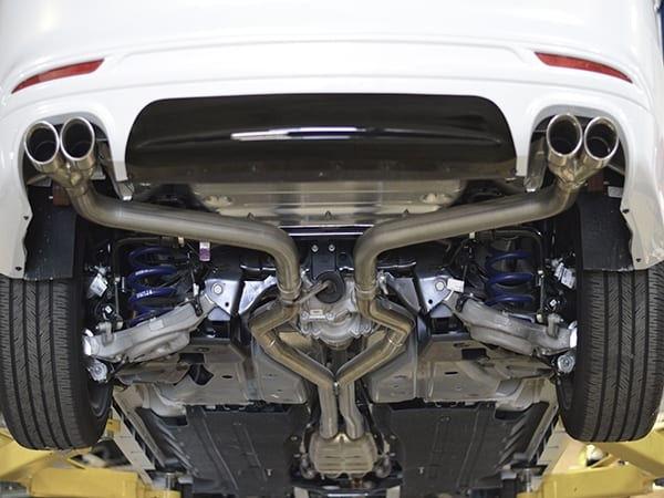 Exhaust System Diagnostic & Repair