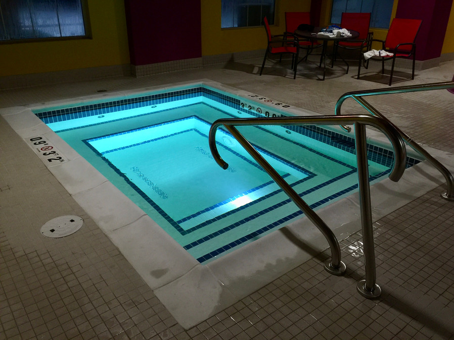 Comfort Suites Spa