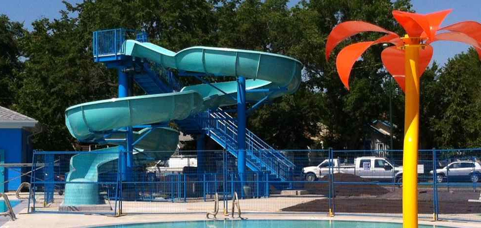 Mayfair Outdoor Community Pool Saskatoon, Saskatchewan