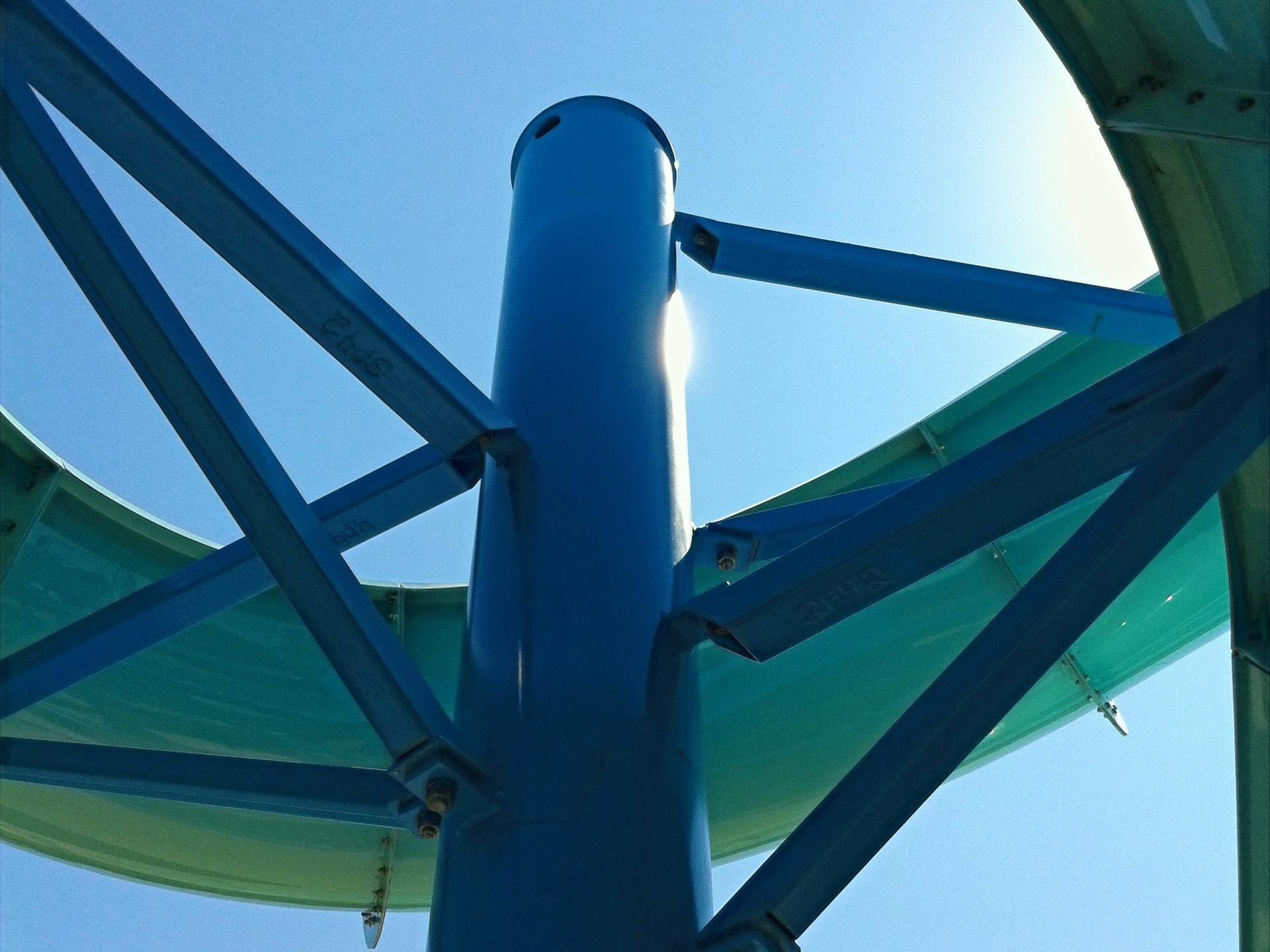 Mayfair Outdoor Slide