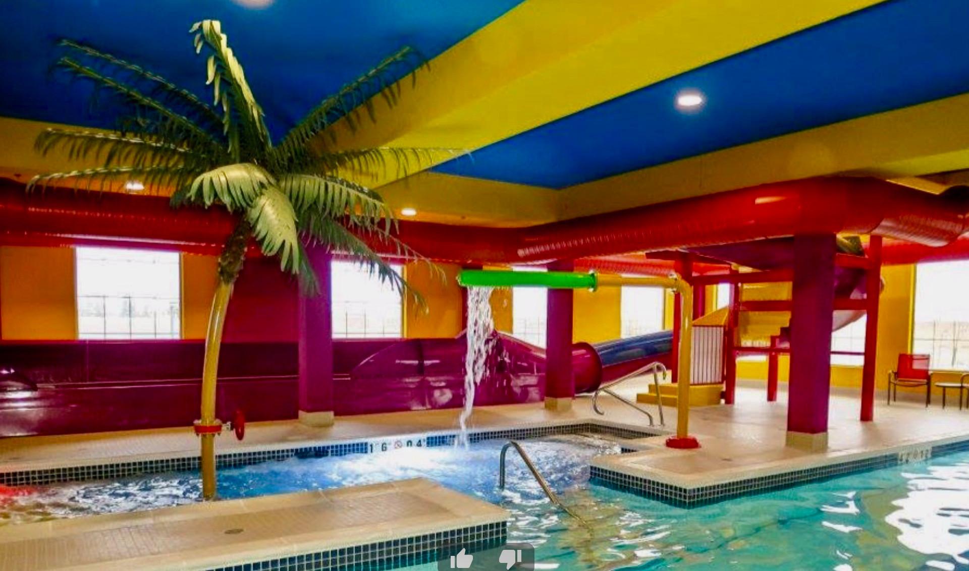 Comfort Suites Waterpark