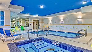 Kamloops Fairfield Inn & Suites Pool & S
