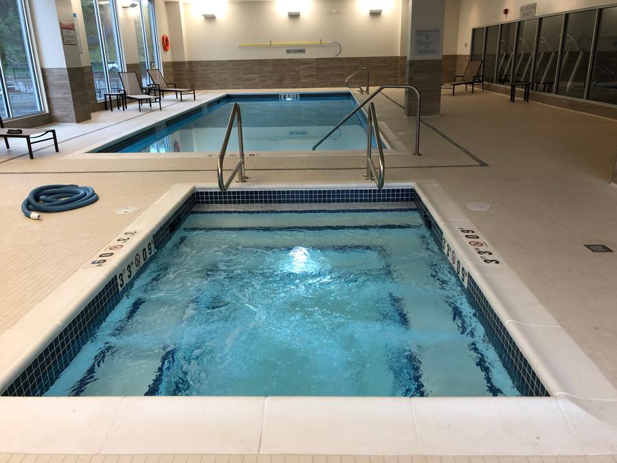 Courtyard Marriott Pool