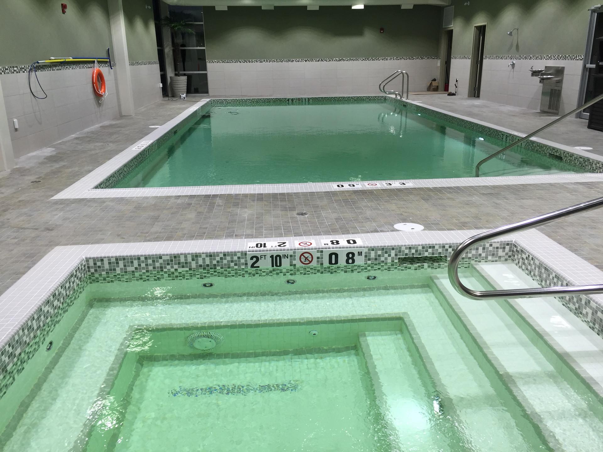 Swimming Pools & Spa