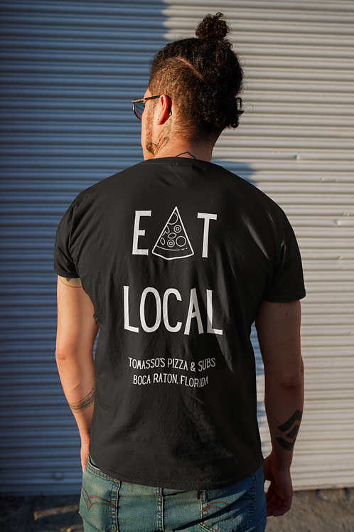 Eat Local Back: Tomasso's Tee