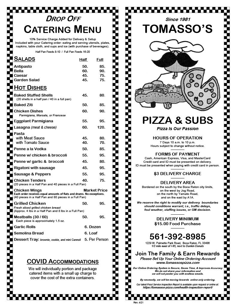 April, 2021, Tomasso's Pizza Menu1024_1.