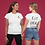 """Thumbnail: Women's Fit """"Staff"""" Tomasso's Tee!"""