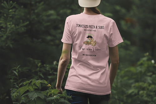 Eat Local Pocket: Tomasso's Tee