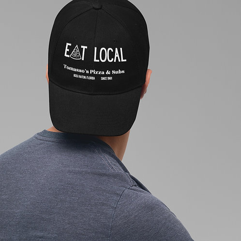 Eat Local: Tomasso's Hat!