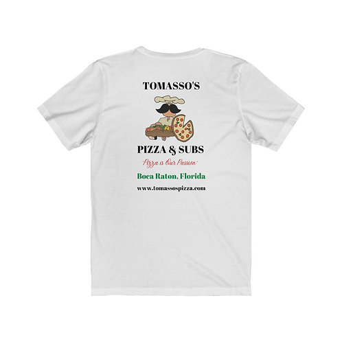 "Tomasso's ""Staff"" Tee"