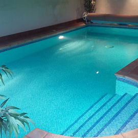 second photo of swimming pool used for lessons