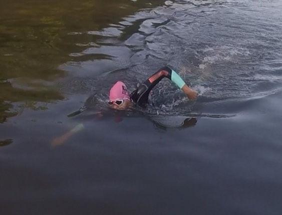 1-2-1 Open Water Swim Coaching
