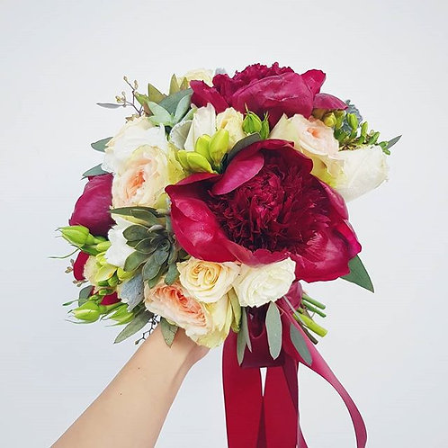 Sharae the flower godmother tfg Singapore florist