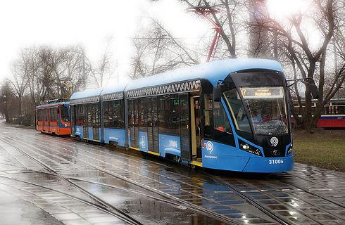 Новому-трамваю-новый-стрелочный-перевод.