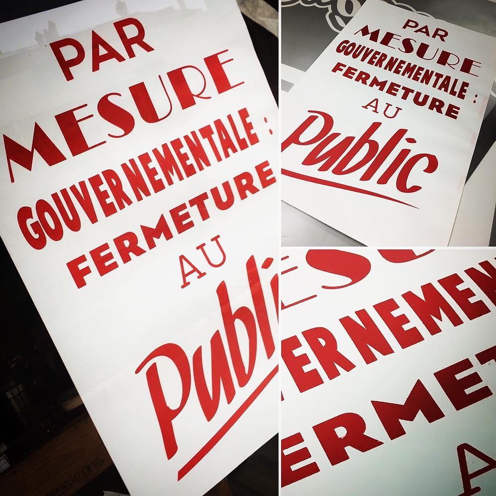#signpainting #signpainter #signpaint #handpainted #sign #alancienne #faitmain