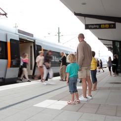 Falköping tågstation