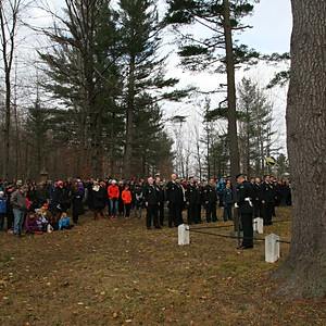 Remembrance Day - Chelsea Pioneer Cemetery