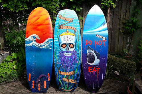 My boards, my babies