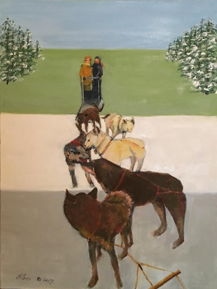 Dog Sledding in Alaska_1