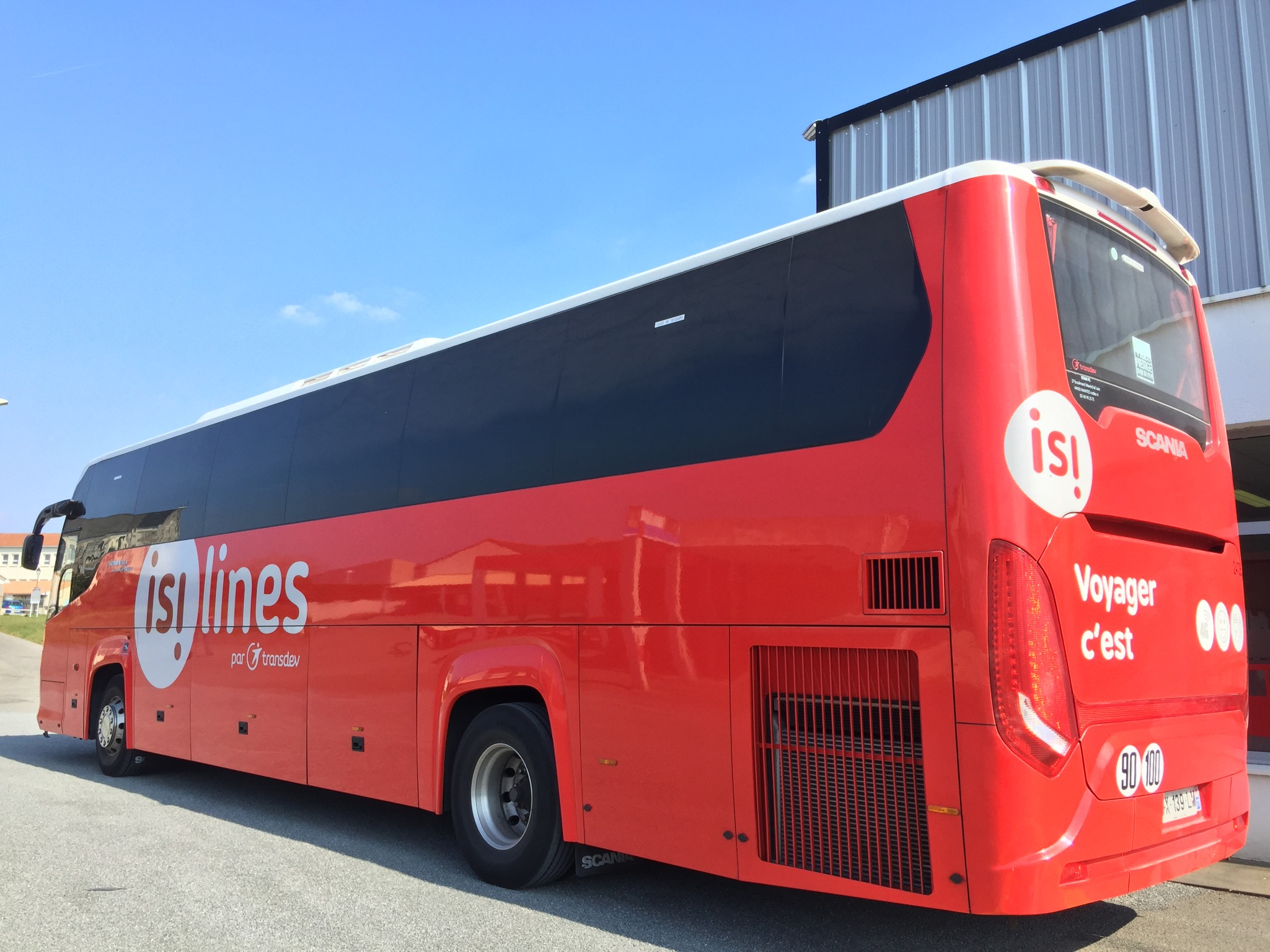 Scania ISILINES
