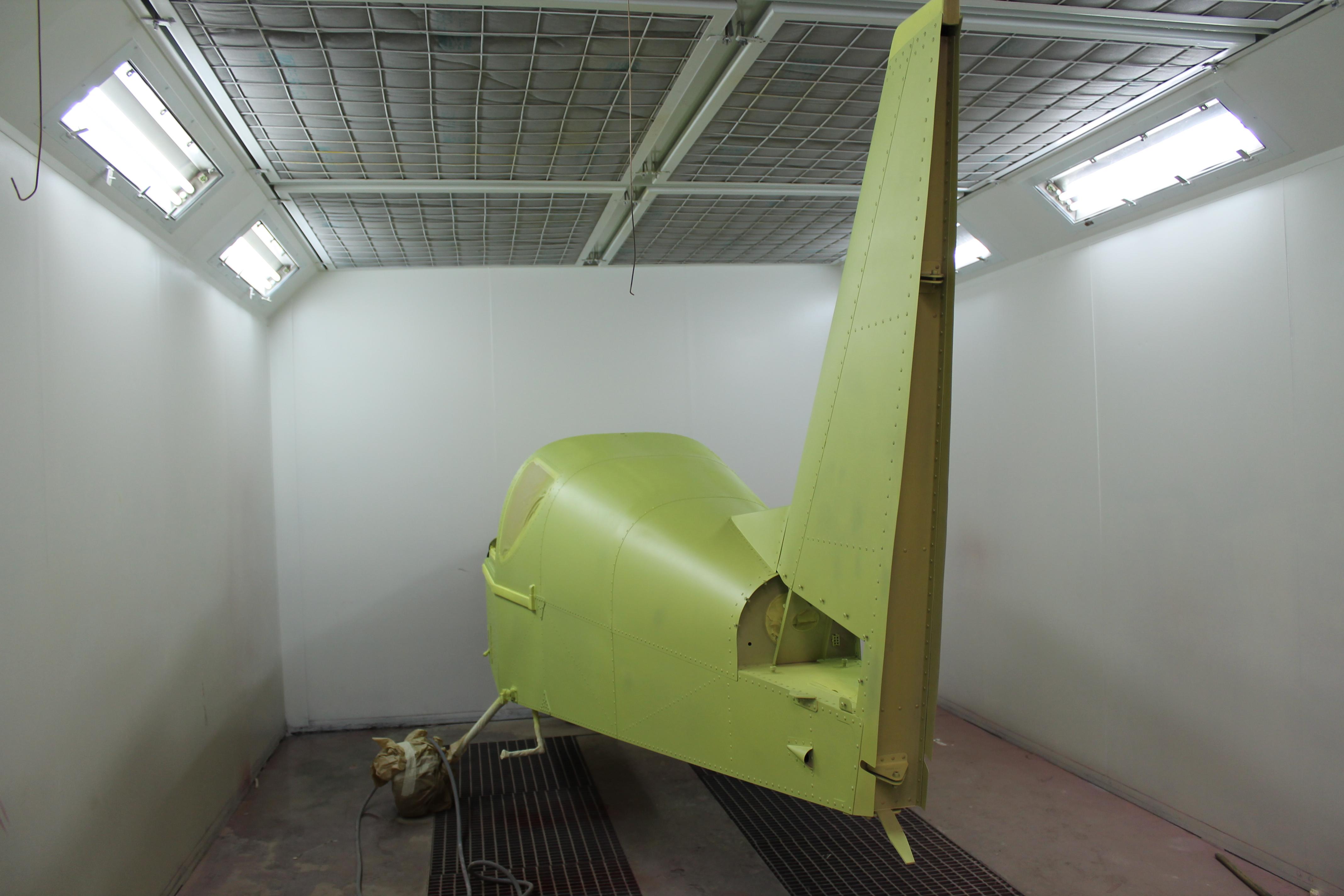 Peinture Aéronautique