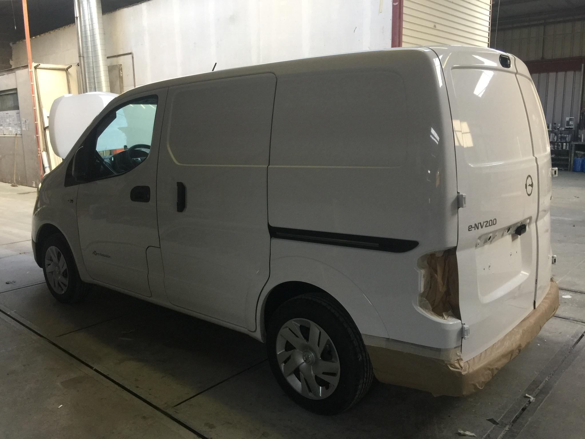 Nissan NV 200 - 100% Electrique