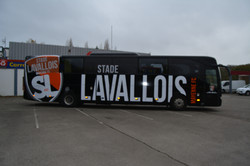 Total Covering Stade Lavallois !